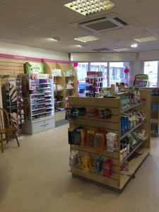 Miller's Pharmacy Waterford shop view