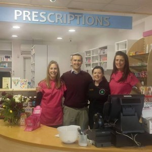 Miller's Pharmacy Waterford Team