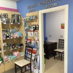 Miller's Pharmacy Waterford consultation room